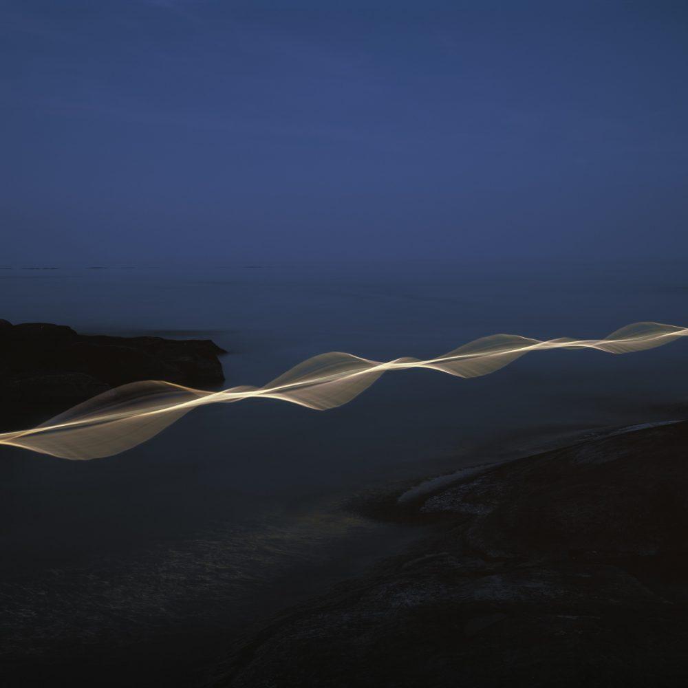 Pekka Luukkola teos Flight #3 oli esillä Kimmo Pyykkö -taidemuseossa.