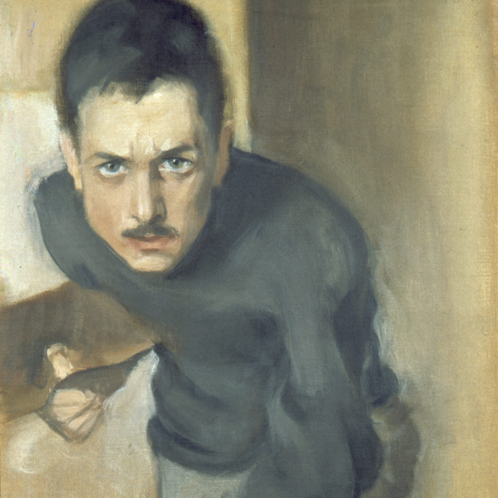 Einar Ilmonin näyttely Kimmo Pyykkö -taidemuseossa.