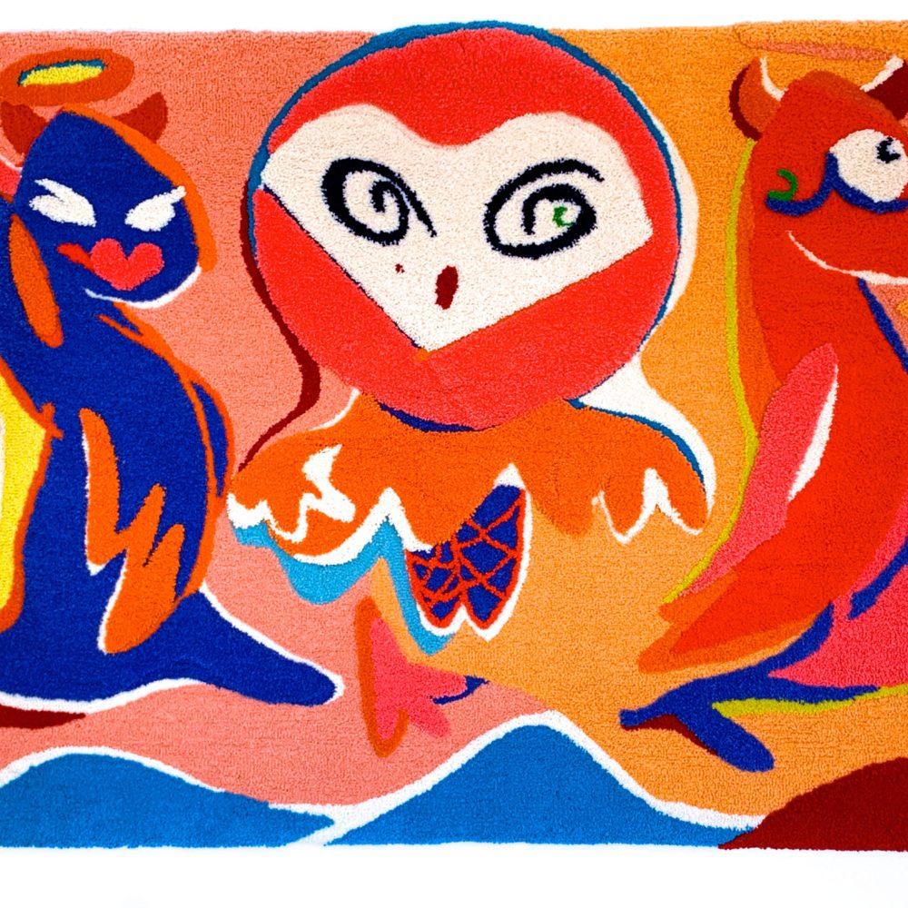 Anssi Kasitonni on yksi Kuvista kokoelmaksi -näyttelyn taiteilijoista.