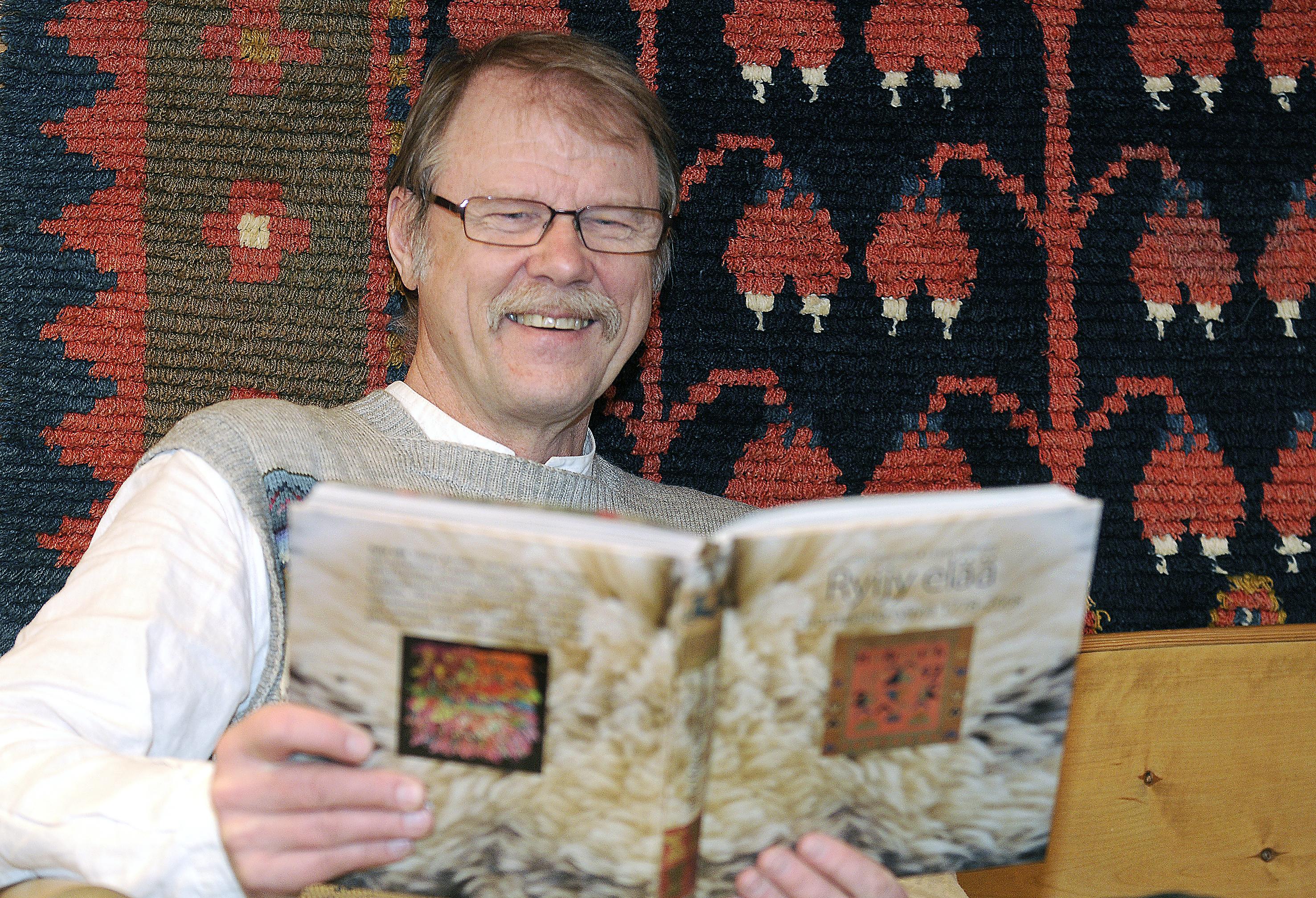 Marraskuussa 2019 Kimmo Pyykkö -taidemuseossa luennoi varkautelainen ryijytaiteen asiantuntija Tuomas Sopanen, joka valottaa teemaa keräilyn näkökulmasta.